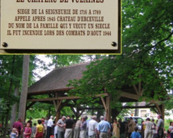 Le parc d'Erceville